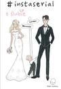 Książka #instaserial o ślubie