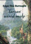 Książka Tarzan wśród małp
