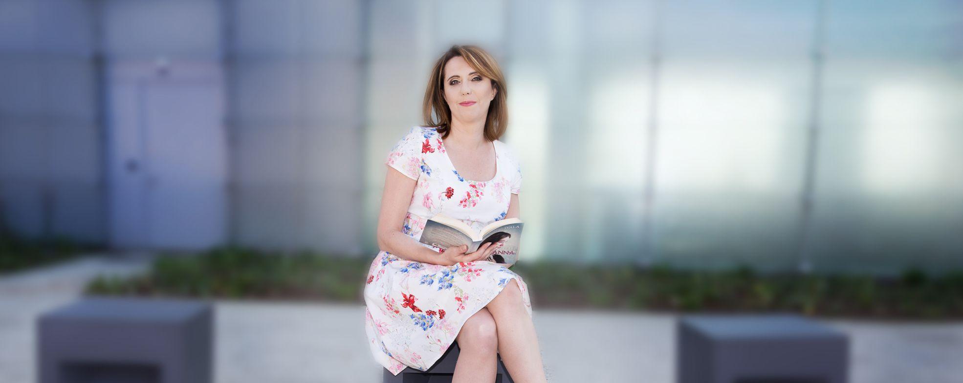 """""""Lubię powtarzać, że moje książki pisze po prostu życie."""" - wywiad z Magdaleną Wala"""