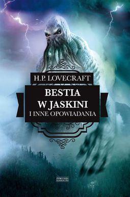 Książka Bestia w jaskini i inne opowiadania