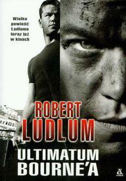 Książka Ultimatum Bourne'a