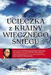 Książka Ucieczka z krainy wiecznego śniegu