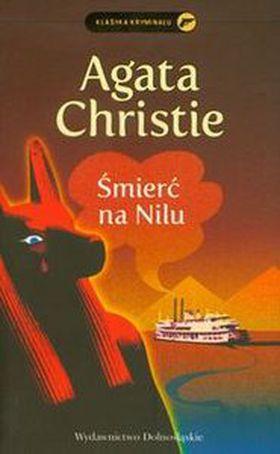 Książka Śmierć na Nilu