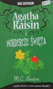 Książka Agatha Raisin i mordercze święta