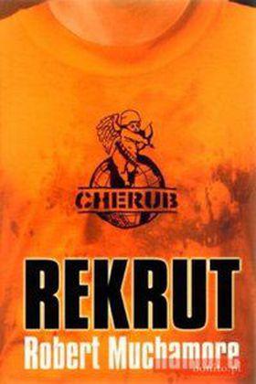 Książka Cherub Rekrut