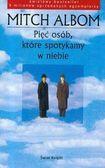 Książka Pięć osób, które spotykamy w niebie