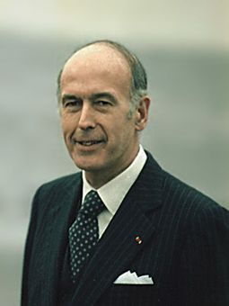 D'Estaing Valery Giscard