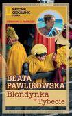 Książka Blondynka w Tybecie