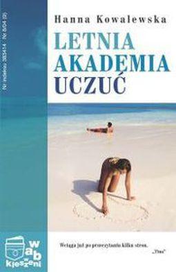 Książka Letnia akademia uczuć