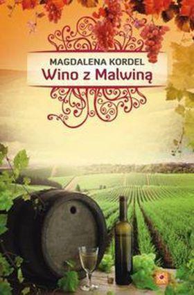 Książka Wino z Malwiną