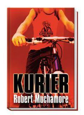 Książka Cherub Kurier