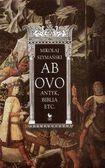 Książka Ab ovo : antyk, Biblia etc.