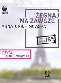 Żegnaj na zawsze - audiobook