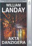 Książka Akta Danzigera