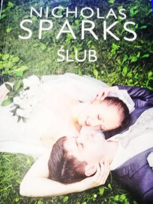 ślub Nicholas Sparks Recenzja Książki ślub Nakanapiepl