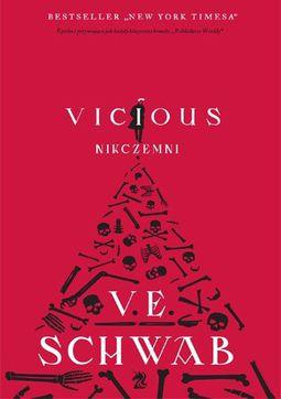 "Książka ""Vicious: Nikczemni"""