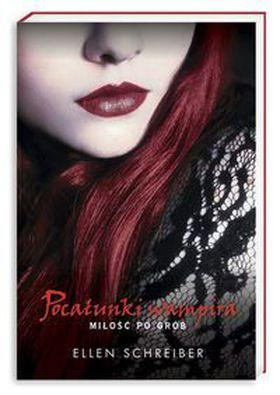Książka Pocałunki wampira 2