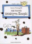 Książka Pięć przygód detektywa Konopki