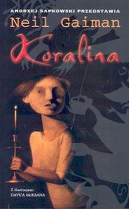 Książka Koralina