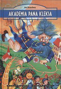 Książka Akademia pana Kleksa