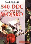 Książka 540 DDC, czyli jakie jest wojsko