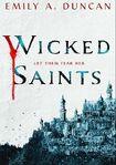 Książka Wicked Saints