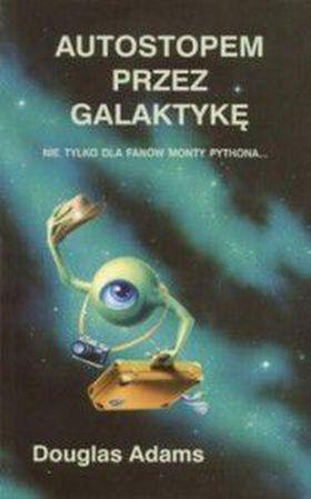 Książka Autostopem przez Galaktykę