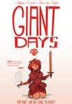 Książka Giant Days. Tom 5. Jak nie teraz, to kiedy?