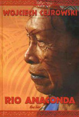 Książka Rio Anaconda