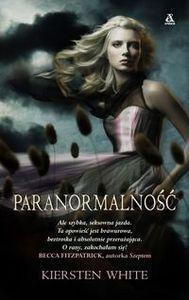 Paranormalność - Kiersten White