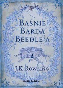 Książka Baśnie barda Beedle'a