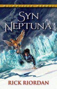 Olimpijscy Herosi. Tom 2. Syn Neptuna