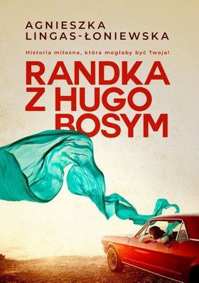 Książka Randka z Hugo Bosym