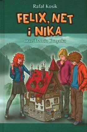 Książka Felix, Net i Nika oraz Trzecia Kuzynka. Tom 7