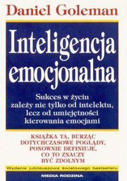 Książka Inteligencja emocjonalna