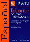 Książka Idiomy polsko-hiszpańskie