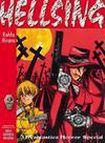 Książka Hellsing Tom 2