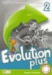 Książka Evolution Plus 2 zeszyt ćwiczeń, zakres podstawowy