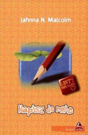 Książka Napisz do mnie