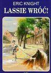 Książka Lassie, wróć !