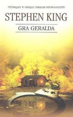 Książka Gra Geralda
