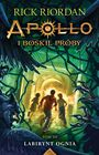 Książka Apollo i boskie próby. Tom 3. Labirynt Ognia
