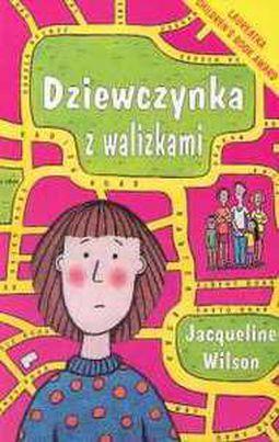 Książka Dziewczynka z walizkami