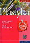 Książka Plastyka Zeszyt ćwiczeń część 1 Historia sztuki