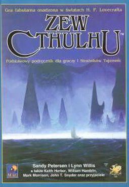 Książka Zew Cthulhu