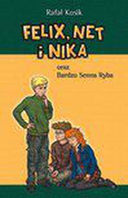 Książka Felix, Net i Nika oraz Bardzo Senna Ryba