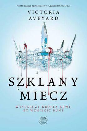Książka Szklany Miecz