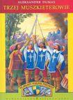 Książka Trzej Muszkieterowie