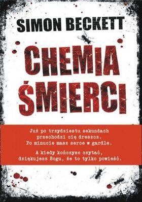 Książka Chemia śmierci