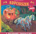 Książka Puzzle Kopciuszek